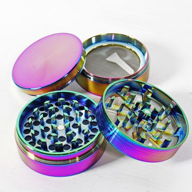 Atomic 62mm Rainbow Sifter Grinder