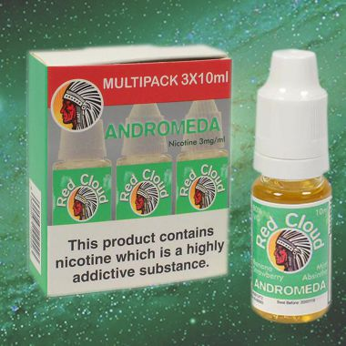 Red Cloud Andromeda 3x10ml Multipack (3mg)