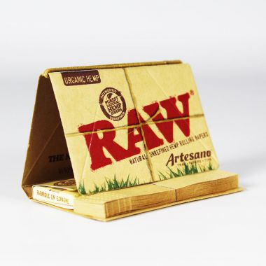 RAW Organic Artesano Kit (1¼ Papers & Tips)