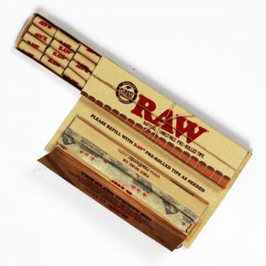 RAW Classic Connoisseurs & Pre-Rolled Tips