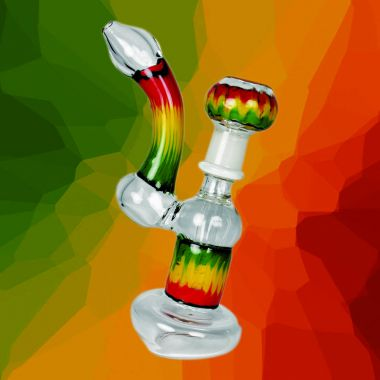 Rasta Oil Bubbler