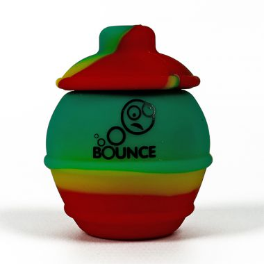 Bounce Silicone Honey Pot
