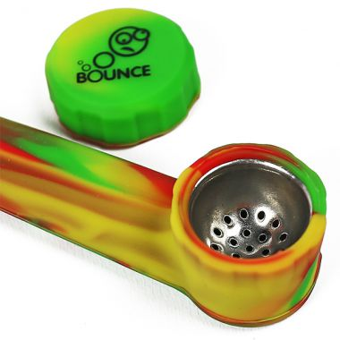 Bounce Silicone Nug Pipe