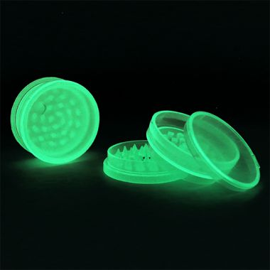 Glow in the Dark Acrylic Grinder
