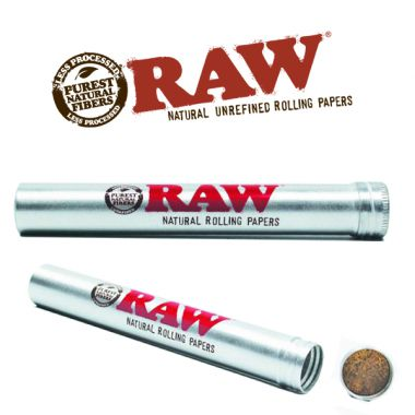 RAW Aluminium Storage Tube