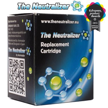 The Neutralizer Pro Kit Replacement Cartridge