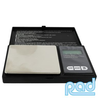 RAD RZ Series 500g Digital Scale