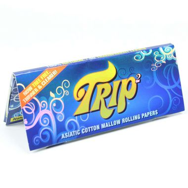 Trip2 Kingsize Clear Rolling Papers