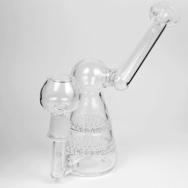 12cm Double Honeycomb Mini Bong