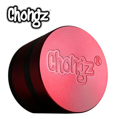 Chongz 'Big Hitter' 62mm 4 Part Sifter Grinder