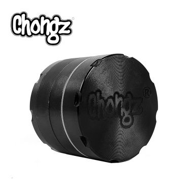 Chongz 'Hard as Nails' 50mm 4 Part Sifter Grinder