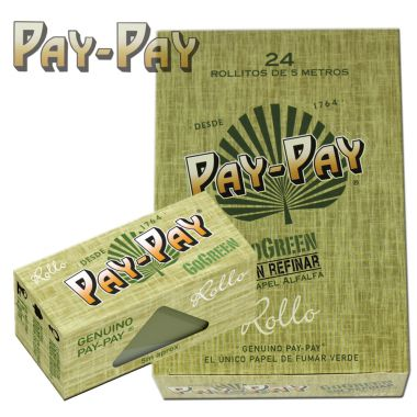 PAY-PAY Go Green 5mt Roll
