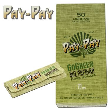PAY-PAY Go Green 70mm Papers