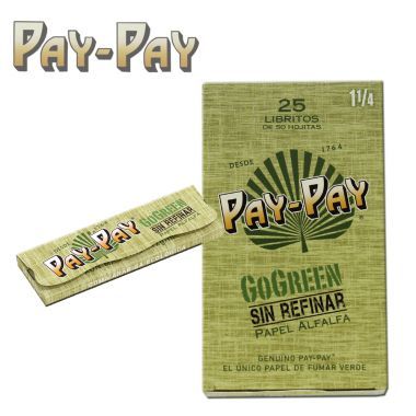 PAY-PAY Go Green 1 1/4 Papers