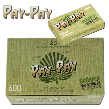 PAY-PAY Go Green 600 Pack