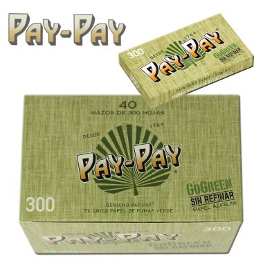 PAY-PAY Go Green 300 Pack