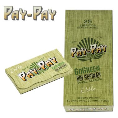 PAY-PAY Go Green 70mm Double Window