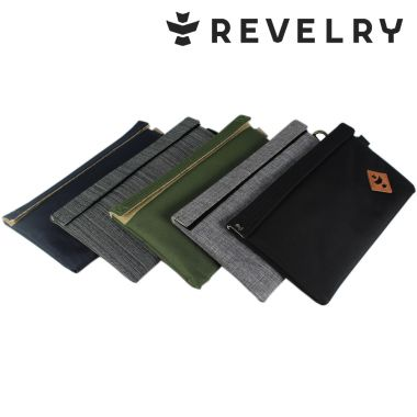 Revelry The Confidant Odour Absorbing  Water Resistant Pouch