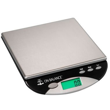 On Balance CBS-3000 Multi-Purpose Compact Bench Scale 3000g x 0.1g