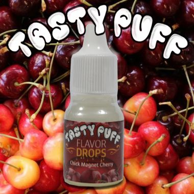 Tasty Puffs - Chick Magnet Cherry