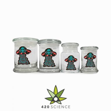 420 Classic Pop Top Jar No Bad Trip