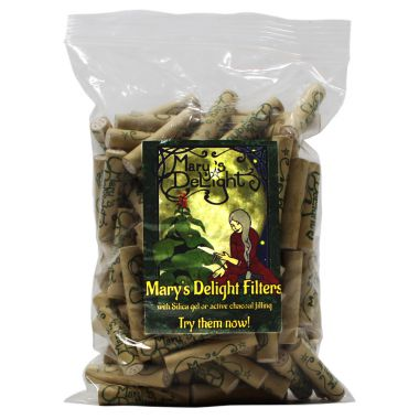 Mary's Delight Filters - 144 Pack
