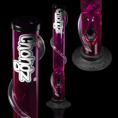 Chongz 'Smash it G' Acrylic Waterpipe 40 cm