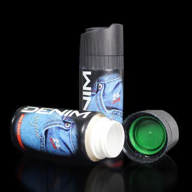 Hide Valuables Secret Rave Hairspray Security Money Stash Safe Can