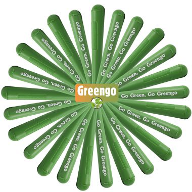Greengo Single Roll-Up Holder