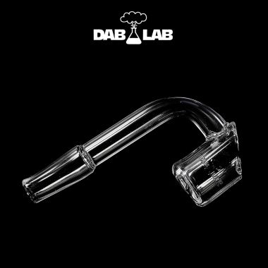 Dab Lab 10mm Quartz Banger -  Male