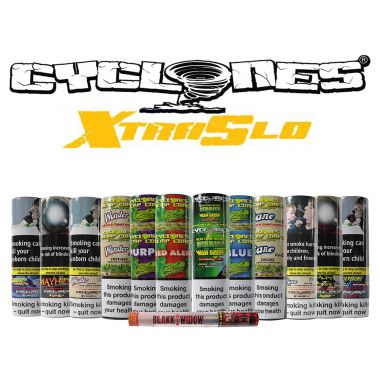 Cyclone Blunts: Xtra Slo