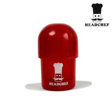 Headchef Medi Pod Grinder - Red