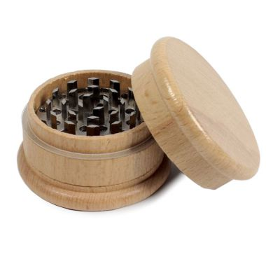 Wood Grinder with Metal Diamond Teeth