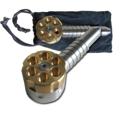 6 Shooter Revolver Pipe