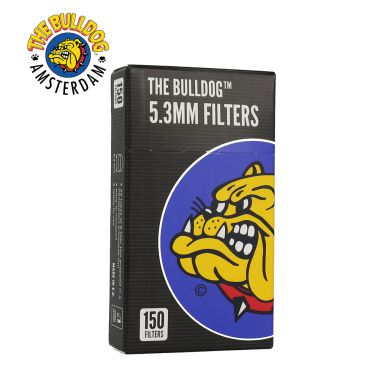 The Bulldog 5.3mm Filter Tips