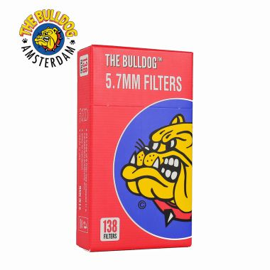 The Bulldog 5.7mm Filter Tips