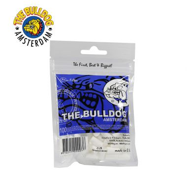 The Bulldog Acetate 8mm Filter Tips