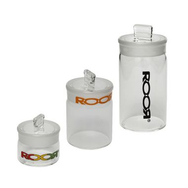 ROOR Airtight Glass Jar
