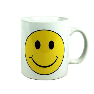 Rave Smiley Mug