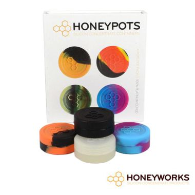 Honeyworks Honeypots Large (4 Pack)