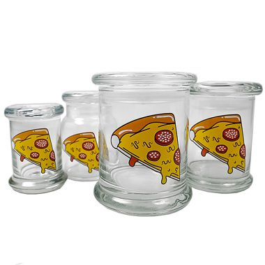 420 Classic Pop Top Jar Pizza