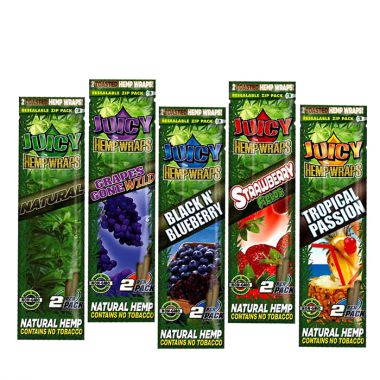 Juicy Jay Tobacco Free Wraps
