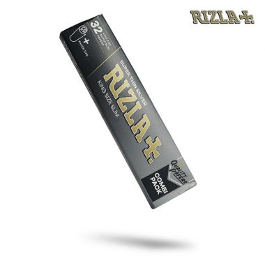 Rizla Silver - Ultra Thin Kingsize Slim Combi Pack