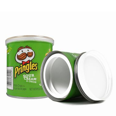 Pringles Stash Can - Sour Cream & Onion (Mini)
