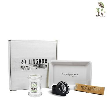 Real Leaf Rolling Box Set