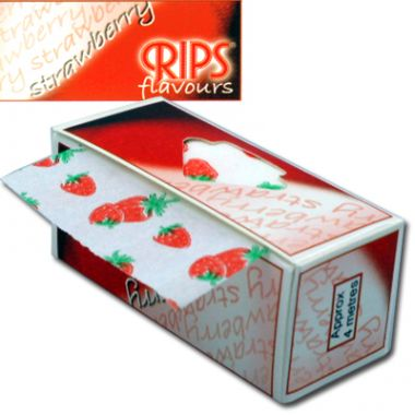 Rips - Strawberry Flavour