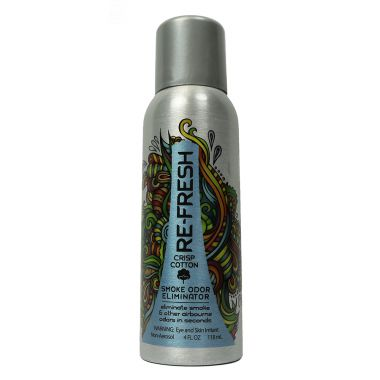 Re-Fresh Smoke Odor Eliminator - Crisp Cotton
