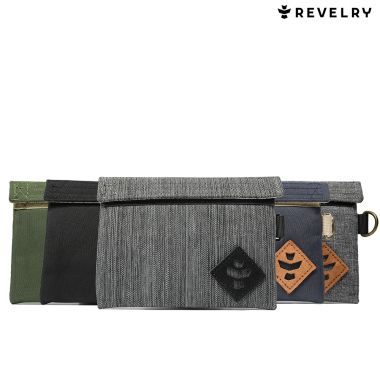 The Mini Confidant Odour Absorbing Water Resistant Pouch by Revelry