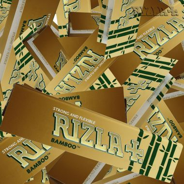 Rizla Bamboo Kingsize Slim Rolling Papers