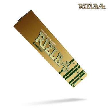 Rizla Bamboo Kingsize Slim Rolling Papers - Single Packet